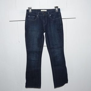 Levi's 515 boot womens jeans size 4 M 7986